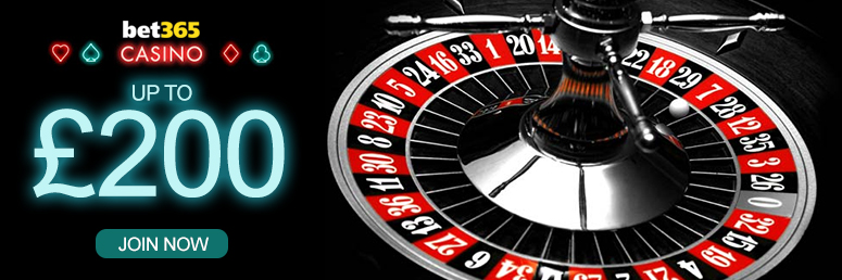 Bet365 Casino Offers