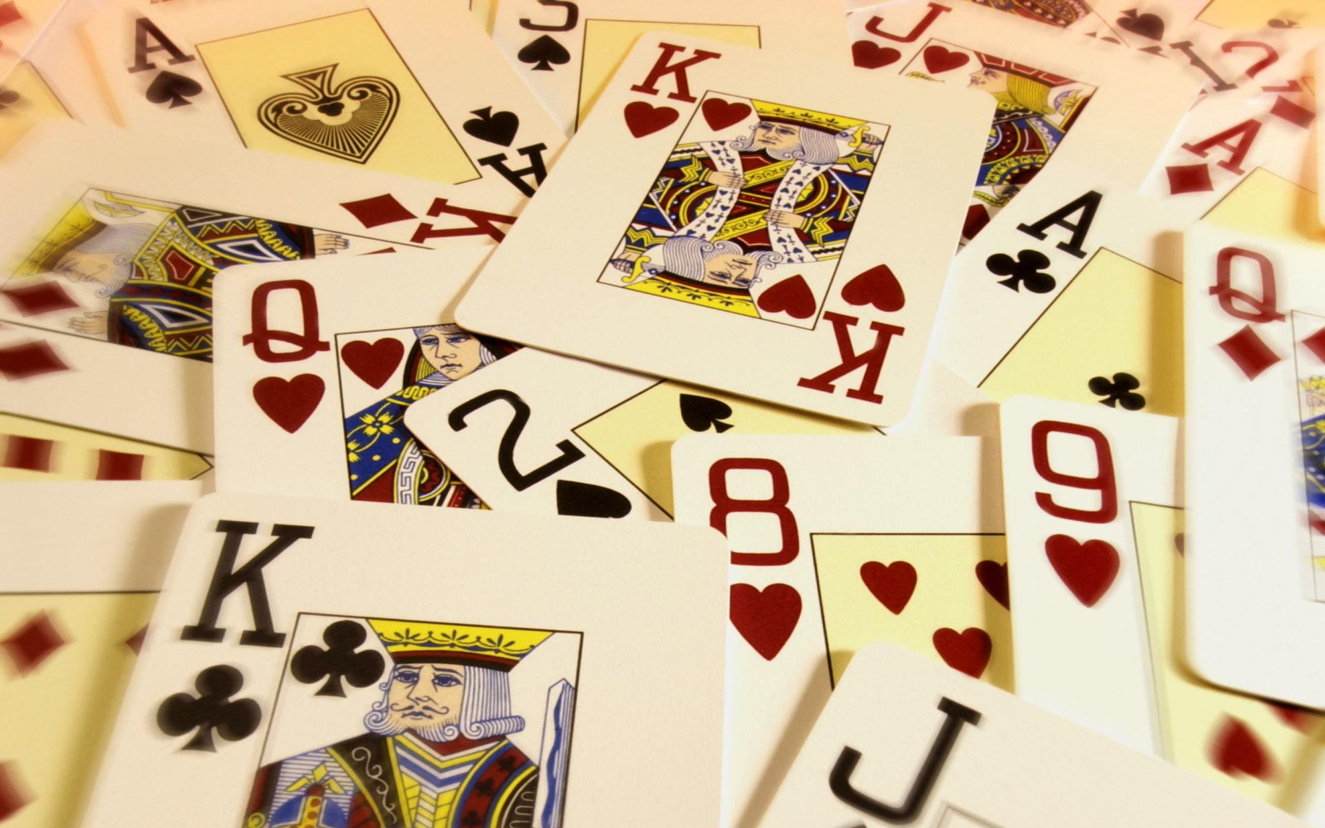 официальный сайт игральные карты в казино